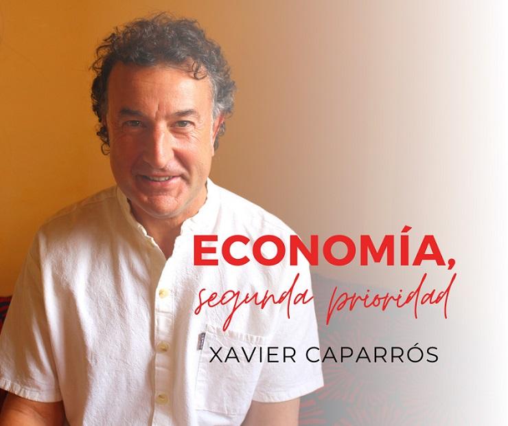 Economía, segunda prioridad